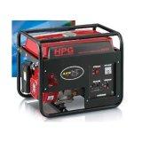 ワキタ ガソリン発電機 HPG2500-6 ゼネレーター AVR 60Hz 2300W メイホーシリーズ [♭♪■]