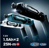 マキタ TD022DZ/TD022DZW/TD022DZB 充電式ペンインパクトドライバ(本体のみ) バッテリ・充電器・ケース別売 [♭SK]