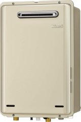 ガス給湯器 リンナイ RUX-E2006W 給湯専用タイプ ユッコ 20号 屋外壁掛型 20A [■]