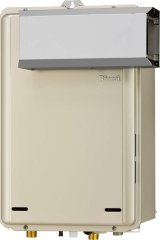 ガス給湯器 リンナイ RUX-E1606A 給湯専用タイプ ユッコ 24号 アルコーブ設置型 20A [■]