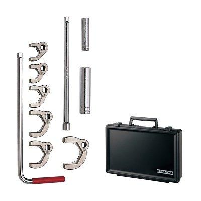 画像1: 水栓金具 カクダイ 603-400 立形金具しめつけ工具セット(ケース入) [♪■]