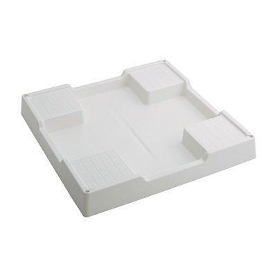 画像1: 洗面所 カクダイ 426-426-W 洗濯機用防水パン//ホワイト [♪■]