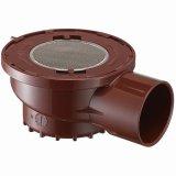 水栓金具 三栄水栓 H570-40 耐熱排水トラップ 内径φ48 [□]