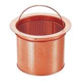 水栓金具 カクダイ 451-301 流し台バスケット(銅製) [□]