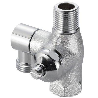 画像1: 水栓金具 三栄水栓 B4131DN-L1-13 D式分岐バルブ(共用形) [□]