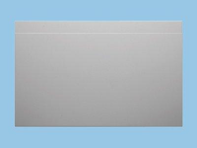 画像1: 【在庫あり】パナソニック 換気扇 レンジフード幕板 FY-MH6SL-S スマートスクエアフード用 [☆]