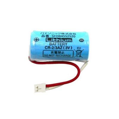 画像1: 【在庫あり】住宅用火災警報器用電池 パナソニック SH384552520 CR-2/3AZ電池 [☆]