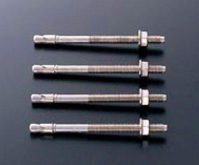 画像1: 固定金具 TOTO T110D17S パブリック用手すり 可動式 前方アームレスト アンカーボルト [■]
