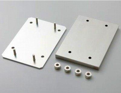 画像1: 固定金具 TOTO T110D60 取り替え用取付金具 はね上げタイプ用 [■]