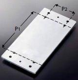 固定金具 TOTO T110D61 取付プレート 前方アームレスト用 [■]